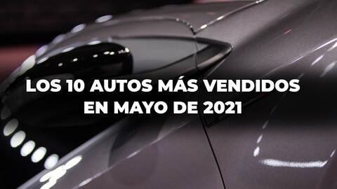 Los 10 autos más vendidos en Argentina en mayo de 2021