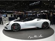 Pininfarina Battista debuta