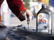 Shell Helix Ultra con Tecnología PurePlus
