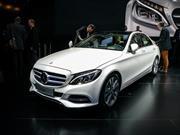 Mercedes-Benz Clase C 2015 se presenta