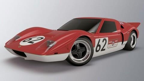 Radford Project 62: un auto de colección que mezcla lo retro con lo moderno