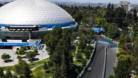 Fórmula E 2022: adiós a la fecha en Chile