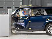 Dodge y Jeep obtienen malos resultados en pruebas del IIHS