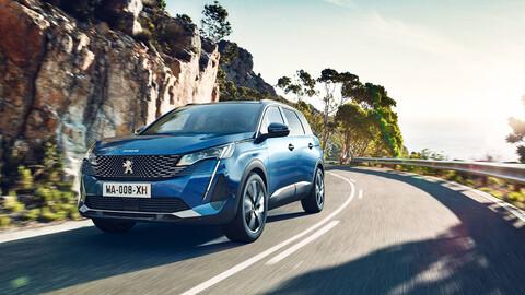 El 5008 de Peugeot también se actualiza en Chile