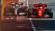 F1 2019: Vettel recibe la bandera a cuadros en Canadá... pero gana Hamilton atrás