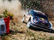Sebastien Ogier gana el Rally México WRC 2018