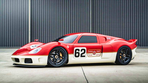 Lotus by Radford: 600 Hp con un diseño a la medida