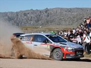 WRC Argentina, triunfo para Hayden Paddon y Hyundai
