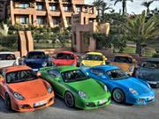 ¿Sabes qué expresa el color del auto?
