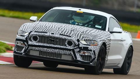 Ford desarrolla una nueva versión del mítico Mustang Mach 1