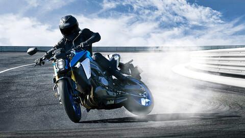 Suzuki mejora por completo su naked GSX-S1000