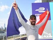 Fórmula E 2018: Vergne se titula campeón en Nueva York