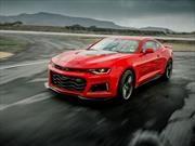 Probando el Chevrolet Camaro ZL1 2017
