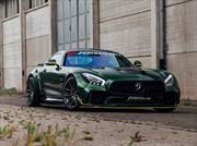 Mercedes-AMG GT por Fostla, más agresivo a la vista y en su andar