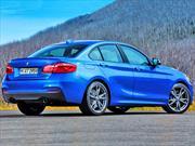 BMW Serie 1 Sedán : A producción el 2017