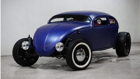 Volkswagen Rat Rod es el auto ganador de Hot Wheels Legends México 2021
