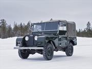 Jaguar Land Rover Classic Work un taller donde reviven a los clásicos