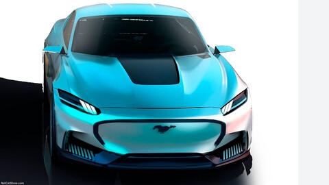 Con plataforma de Explorer, la nueva generación del Ford Mustang llegaría en 2022