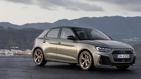 Audi lanza en Chile el nuevo A1 Sportback 2020