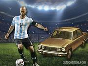 Mundial 2018: ¿Qué auto es cada jugador de la Selección Argentina? Parte 2