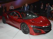 Nuevo Honda NSX, la leyenda continúa