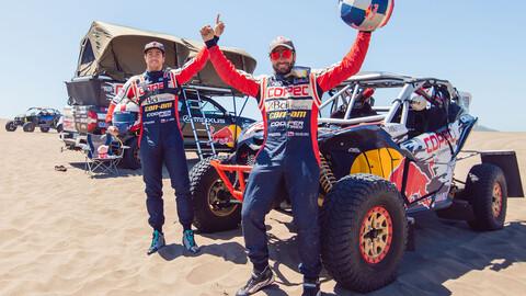 Chaleco López confirma su participación en el Dakar 2021