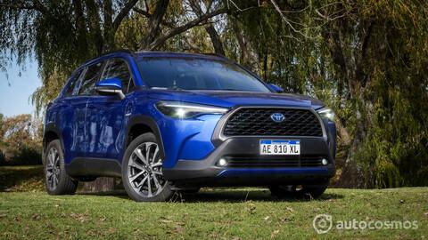 Test Toyota Corolla Cross 2021 ¿Vale la pena su precio en Argentina?