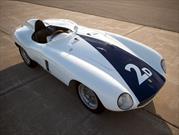 A subasta el Ferrari 750 Monza Spider 1955 de Jim Hall