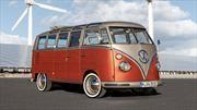 Volkswagen e-Bulli, la Combi vuelve en formato 100% eléctrica