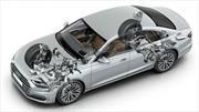 Audi A8 2020 estrena suspensión activa predictiva