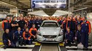 Volvo llegó a los 5 millones de carros producidos en Bélgica