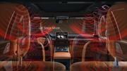 Lincoln Aviator dispone de un sistema de sonido 3D con casi 30 bocinas