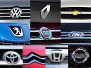 Top 10: las marcas más vendedoras en Enero de 2014
