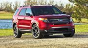 Ford Explorer Sport 2013 se presenta en el Salón de Nueva York
