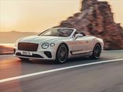 Bentley Continental GT, uno de los convertibles más lujosos del mundo