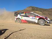 El Toyota Gazoo Racing dio un giro en el último día del Rally México WRC 2018