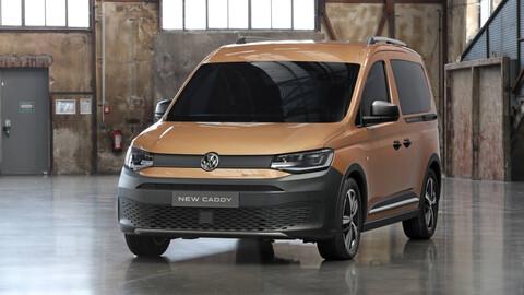 Volkswagen Caddy PanAmericana, equilibrando la funcionalidad y aventura