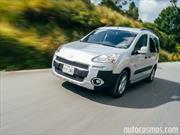 Peugeot Partner Tepee Outdoor 2015 a prueba