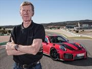 Conoce al piloto favorito de Porsche