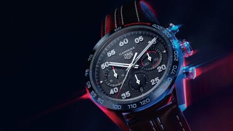 TAG Heuer Carrera Porsche Chronograph, una nueva unión entre leyendas