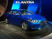 Hyundai Elantra 2017: es develada su sexta generación