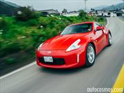 Nissan 370Z 2014 a prueba