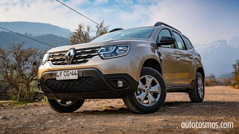 Primer contacto con la Renault Duster 2021