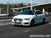 Manejamos el Audi S3 Sedán 2017