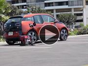 Descubre otra forma de cargar tu BMW i3 2015