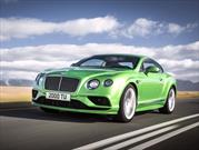 Bentley Continental GT 2016 presente en Pebble Beach Concours d'Elegance 2015