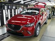 Mazda CX-5 alcanza un millón de unidades producidas