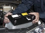 Cuida la batería del carro