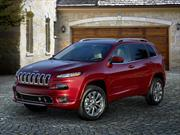 Jeep Cherokee Overland 2016 tiene un precio de $34,495 dólares
