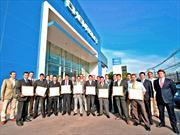 Chevrolet Chile graduó a 15 nuevos alumnos